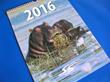 firemní nástěnný kalendář - Afrika