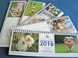 Stolní kalendář - psí jména