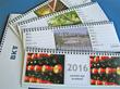 firemní týdenní stolní kalendář