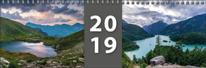 stolní týdenní kalendář - kalendárium