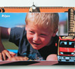nástěnný kalendář s vlastní fotografií